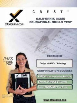 CBEST California Basic Educational Skills Test: Teacher Certification Exam (Paperback)
