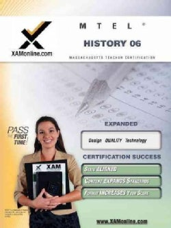 Mtel History 06 Social Science: Teacher Certification Exam (Paperback)