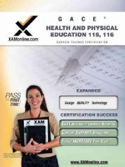 GACE Health and Physical Education 115, 116 (Paperback)