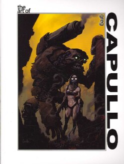 The Art of Greg Capullo (Paperback)