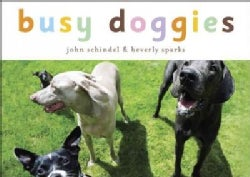 Busy Doggies (Board book)