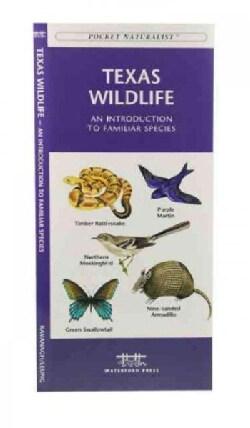 Texas Wildlife: An Introduction To Familiar Species (Wallchart)