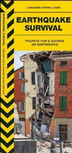 Earthquake Survival: Prepare for & Survive an Earthquake (Cards)