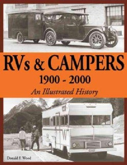 Rvs and Campers: 1900-2000 (Paperback)