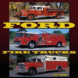 Ford Fire Trucks (Paperback)