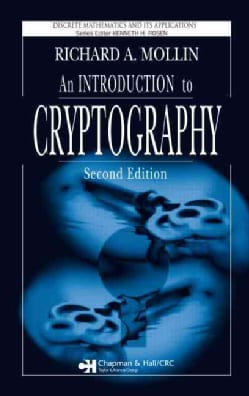 An Introduction to Cryptography (Hardcover)