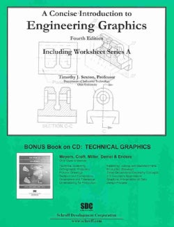 A Concise Introduction to Engineering Graphics and Supplemental Workbook (Paperback)