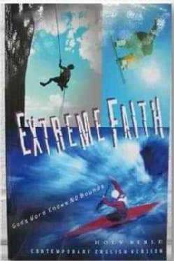 Extreme Faith Youth Bible: Contemporary English Version (Paperback)
