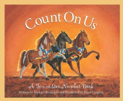 Count on Us: A Tennessee Number Book (Hardcover)