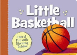 Little Basketball (Board book)