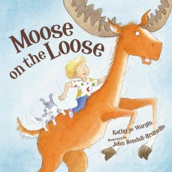 Moose on the Loose (Hardcover)