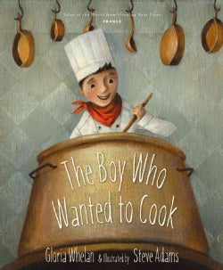 The Boy Who Wanted to Cook (Hardcover)