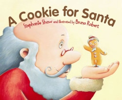A Cookie for Santa (Hardcover)