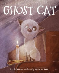 Ghost Cat (Hardcover)