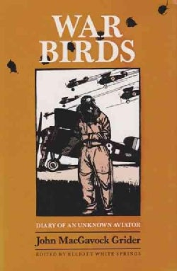 War Birds: Diary of an Unknown Aviator (Paperback)