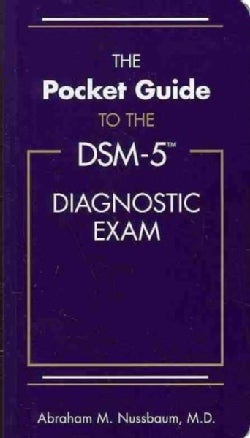 The Pocket Guide to the DSM-5 Diagnostic Exam (Paperback)