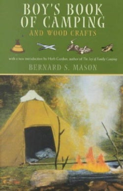 Boy's Book of Camping and Wood Crafts (Paperback)