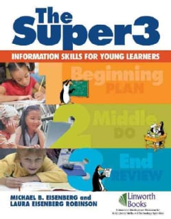 The Super3: Information Skills for Young Learners (Paperback)