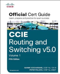 CCIE Routing and Switching V5.0 Official Cert Guide