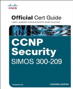 CCNP Security SIMOS 300-209 Official Certification Guide (Hardcover)