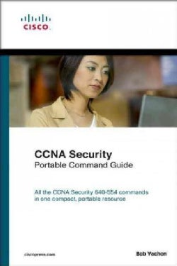 CCNA Security Portable Command Guide (Paperback)