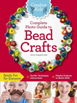 Complete Photo Guide to Bead Crafts (Paperback)