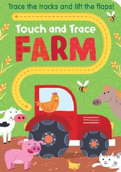 Touch and Trace Farm (Board book)