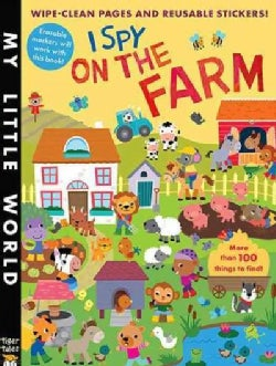 I Spy on the Farm (Paperback)