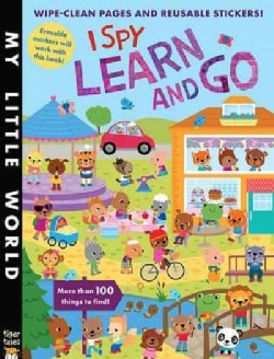 I Spy Learn and Go (Paperback)