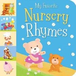 My Favorite Nursery Rhymes (Board book)