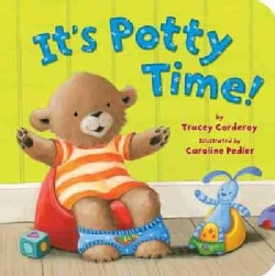 It's Potty Time! (Board book)