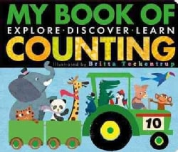 My Book of Counting (Board book)