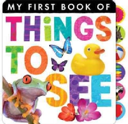 Things to See (Board book)