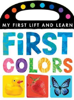 First Colors (Board book)