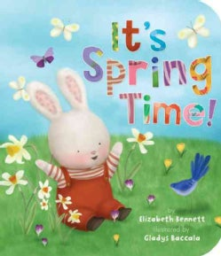 It's Spring Time! (Board book)