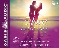 The Five Love Languages (CD-Audio)