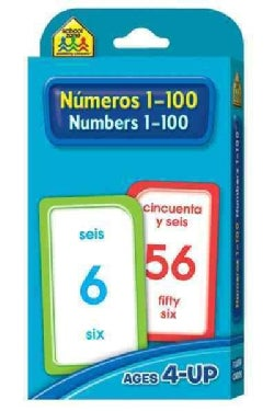 Numbers 1-100 (Paperback)