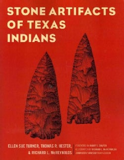 Stone Artifacts of Texas Indians (Paperback)