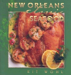 New Orleans Classic Seafood (Hardcover)