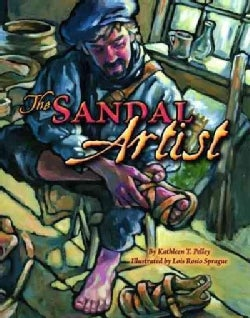 The Sandal Artist (Hardcover)