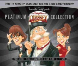 Adventures n Odyssey Platinum Collection (CD-Audio)