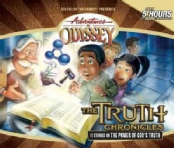 The Truth Chronicles: 11 Stories on the Power of God's Truth (CD-Audio)