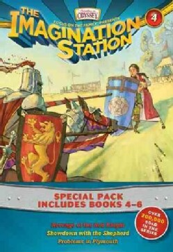 Imagination Station Books (Paperback)