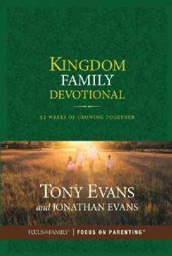 Kingdom Family Devotional: 52 Weeks of Growing Together (Hardcover)