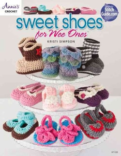 Sweet Shoes for Wee Ones (Paperback)