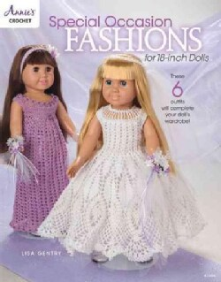 Special Occasion Fashions for 18-Inch Dolls (Paperback)