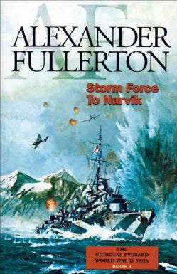 Storm Force To Narvik (Paperback)