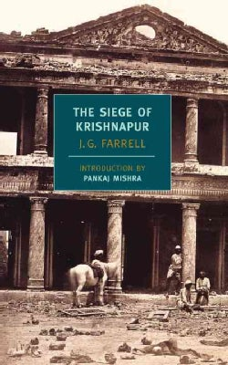 The Siege of Krishnapur (Paperback)