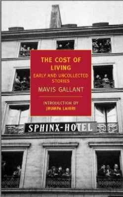The Cost of Living: Early and Uncollected Stories (Paperback)