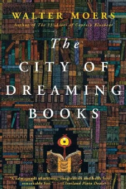 The City of Dreaming Books (Paperback)